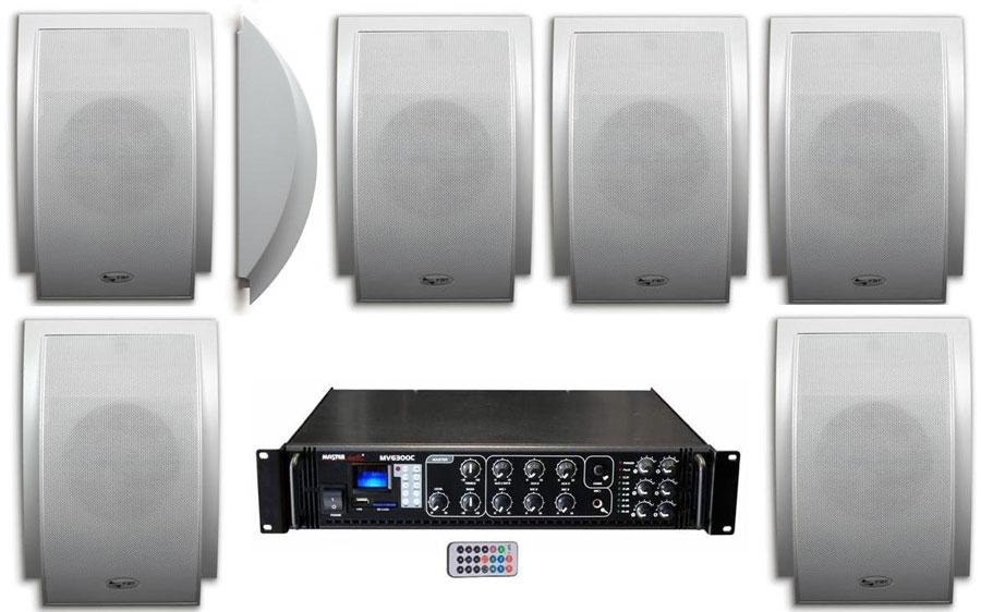 Installazione impianti filodiffusione negozi etnagessi - Impianto audio casa ...