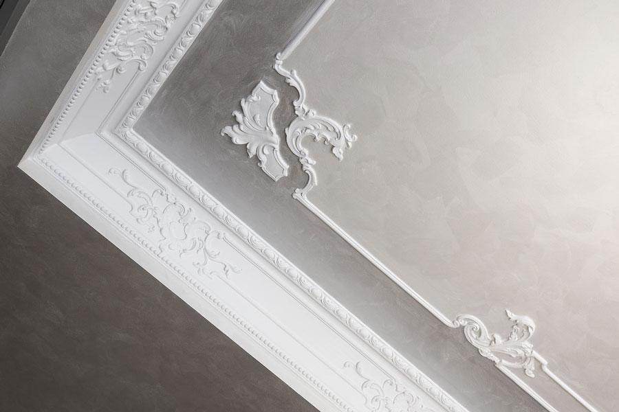 Realizzazione stucchi e cornici etnagessi - Stucchi decorativi per pareti ...